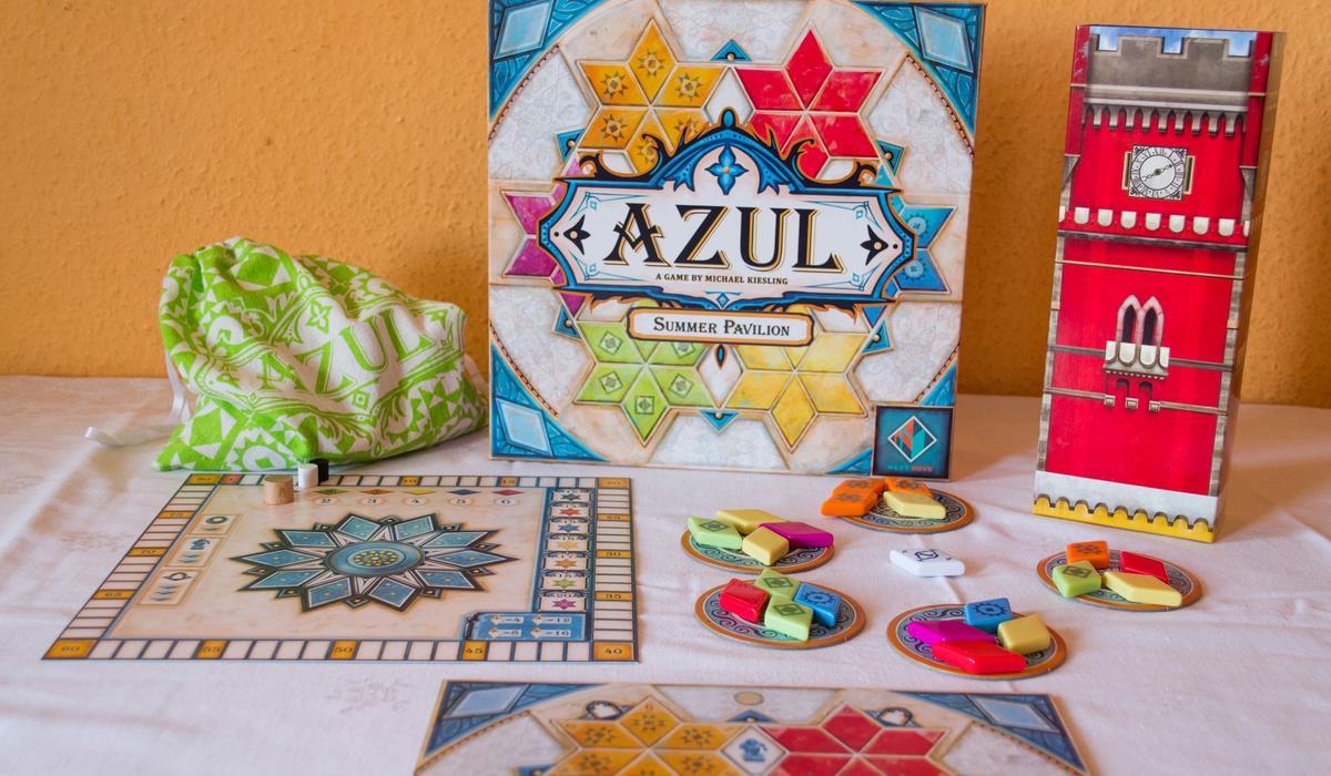 Még több Azul – Azul: A királyi pavilon