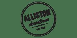 alliston downtown bia logo