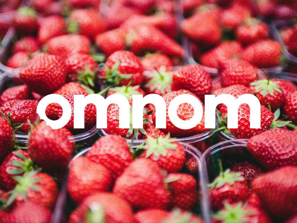 Omnom Logo