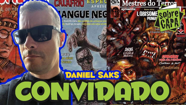 Daniel Saks Calafrio e Mestres do Terror