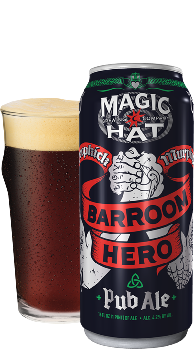 Barroom Hero Bottle & Pint