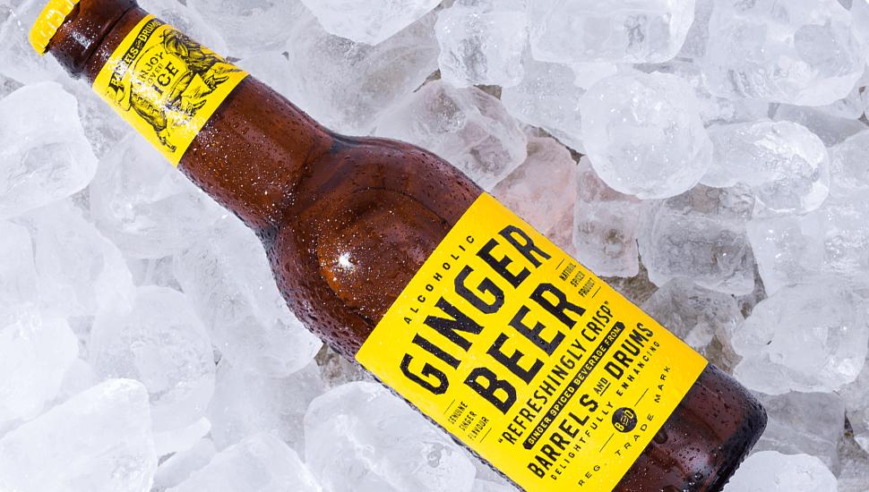 """Ingefära-älskare? Nu kan du brygga din egen """"Ginger Beer"""""""