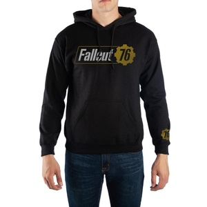 Fallout 76 Logo Pullover Hooded Sweatshirt