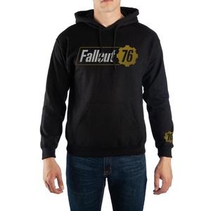 Fallout 76 Logo Pullover Hooded Sweatshirt