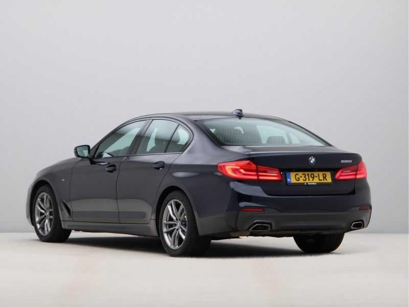 BMW 5 Serie 520i High Executive M-Sport afbeelding 7