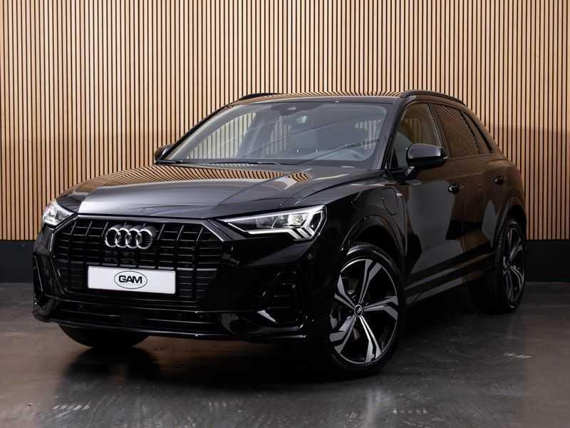 """Audi Q3 45 TFSI e S Edition 20"""", B&O, PANO, LED, B&O, S-LINE afbeelding 1"""
