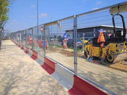 MASS Barriers & Fencing – London