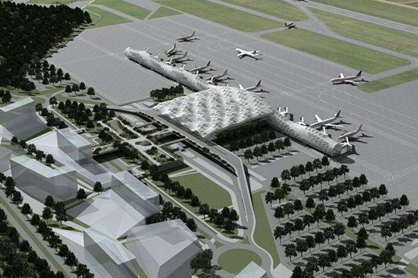 Projekt - Flughafen Franjo Tuđman in Zagreb