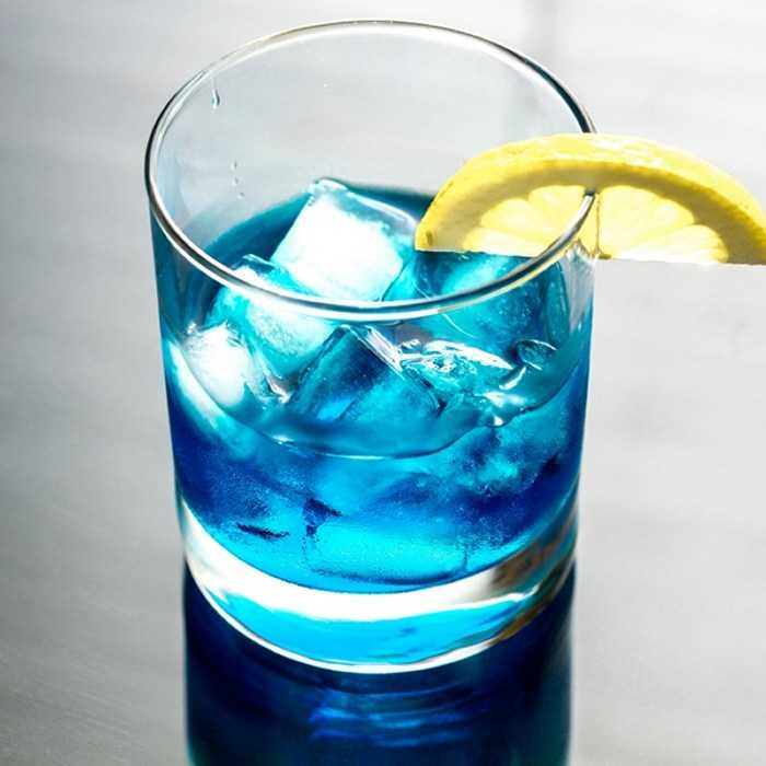 Grand Blue Cocktail