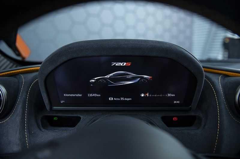 McLaren 720S 4.0 V8 Performance BTW + CF INTERIOR + LIFTING + SOFT CLOSE afbeelding 19