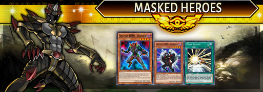 Masked HERO Breakdown | YuGiOh! Duel Links Meta