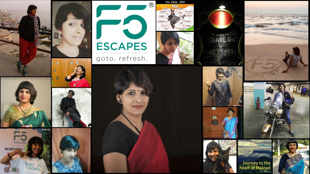 Amazing Women Ep.8 - Malini Gowrishankar - The Fiery Wings cover image
