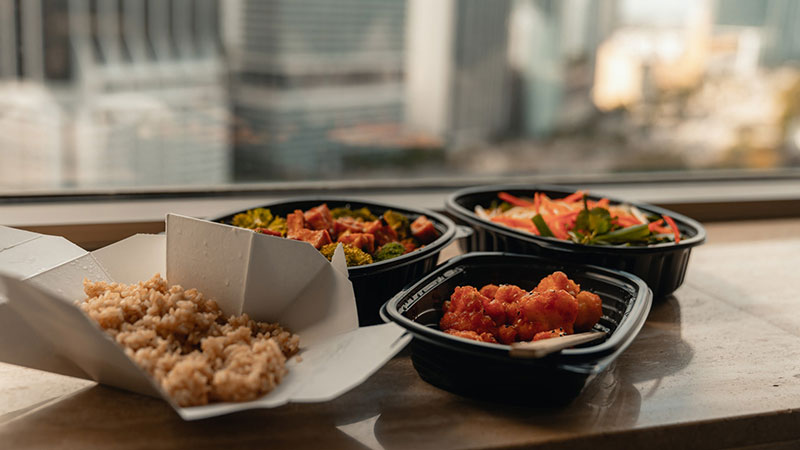 Adopting a take-out or home delivery model for your food business does involve some work, but it may be a better solution than shutting down completely.