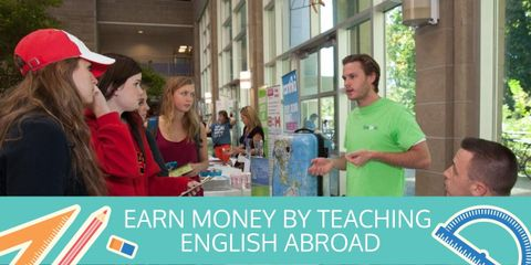 How much will you earn if you are teaching English abroad? We tell you about the best salaries in Asia and the Middle East.