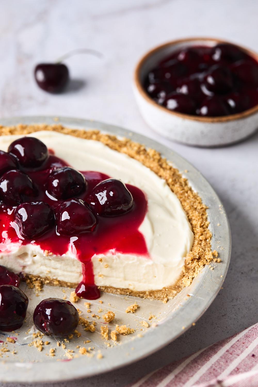 Philadelphia No Bake Cheesecake