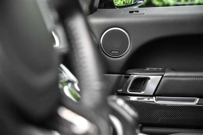 Land Rover Range Rover Sport 5.0 SVR PANO.DAK+CARBON+ACC+HEADUP NP.224K afbeelding 15