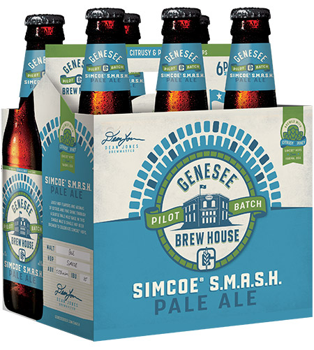 Genesee Simcoe SMASH can