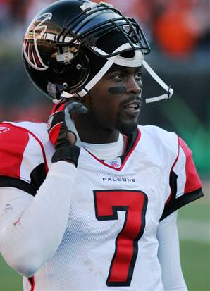 Vick to Eagles