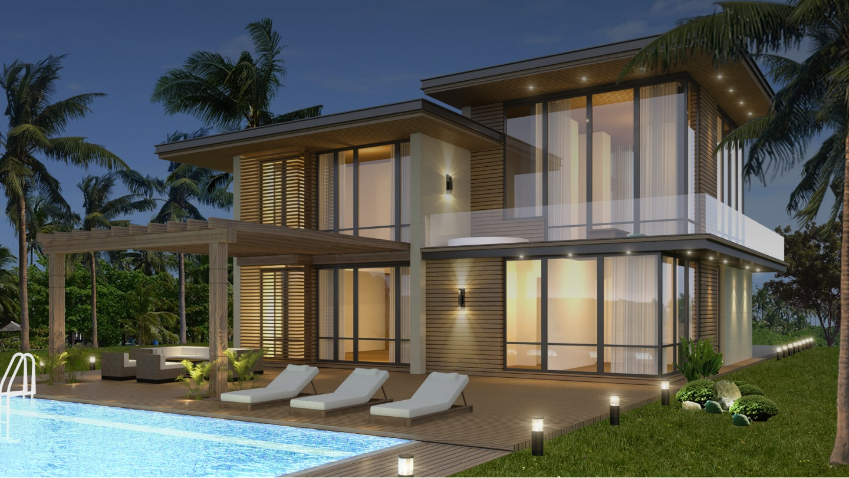 Villa Honolulu cover image