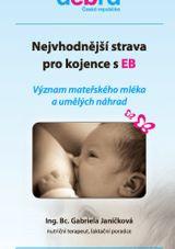 Nejvhodnější strava pro kojence s EB