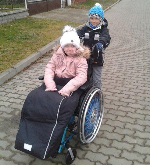 Poděkování za příslušenství k vozíku