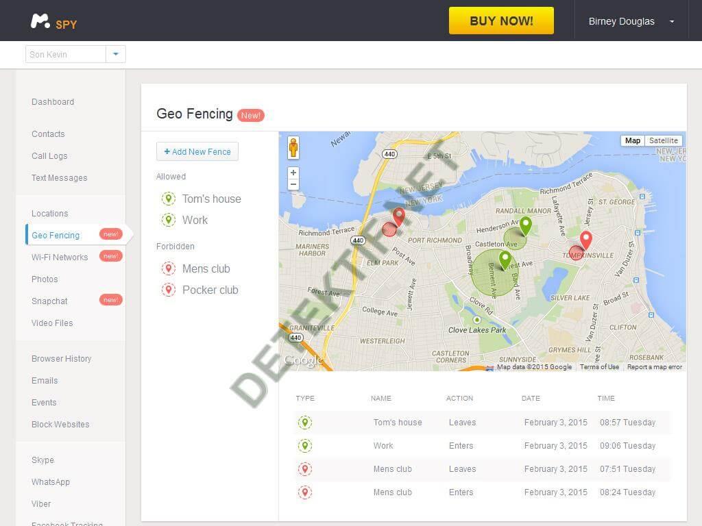 aplikasi penyadap geo fencing mSpy
