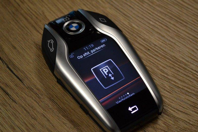 "BMW 5 Serie Touring 530d 286pk M-Sport Pano DA+ PA+ Laser 21"" Adp-drive HUD afbeelding 22"