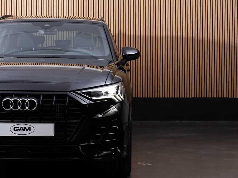 """Audi Q3 45 TFSI e S Edition 20"""", B&O, PANO, LED, B&O, S-LINE afbeelding 14"""