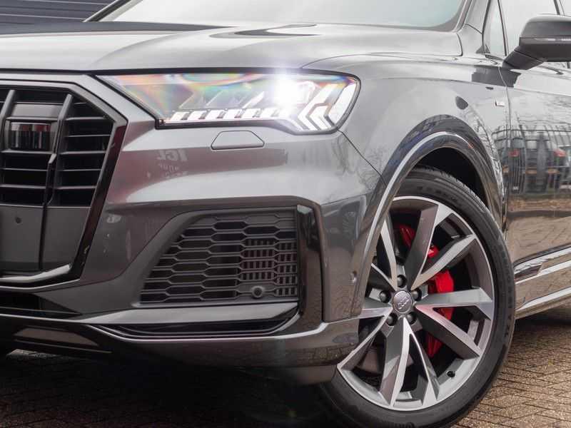 Audi Q7 60 TFSI e quattro Competition | Head Up Display | Assistentiepakket Tour/City | Pano.Dak | Stoelventilatie/Massage | S-Sportstoelen | Bose Premium Sound afbeelding 8