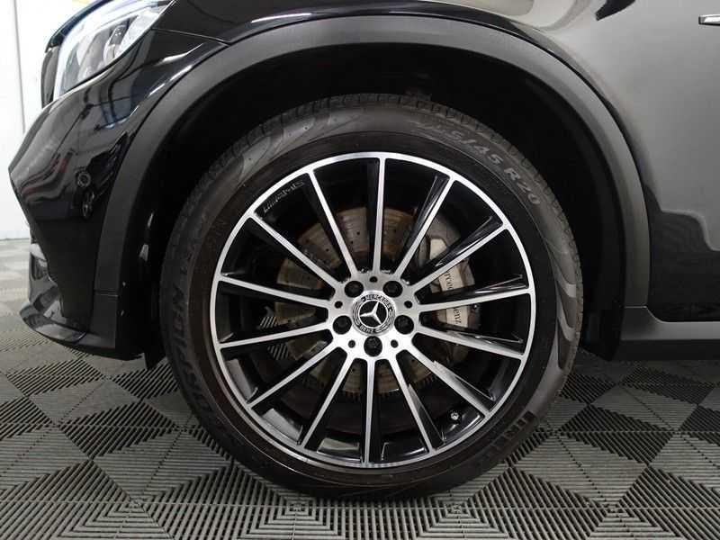 Mercedes-Benz GLC 250D 4MATIC 204pk 9G-Tronic AMG Edition- Panodak, Leer, Navi, Camera afbeelding 25