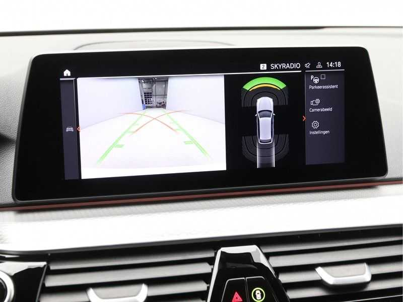 BMW 5 Serie Touring 520d High Executive M-Sport Aut. afbeelding 13