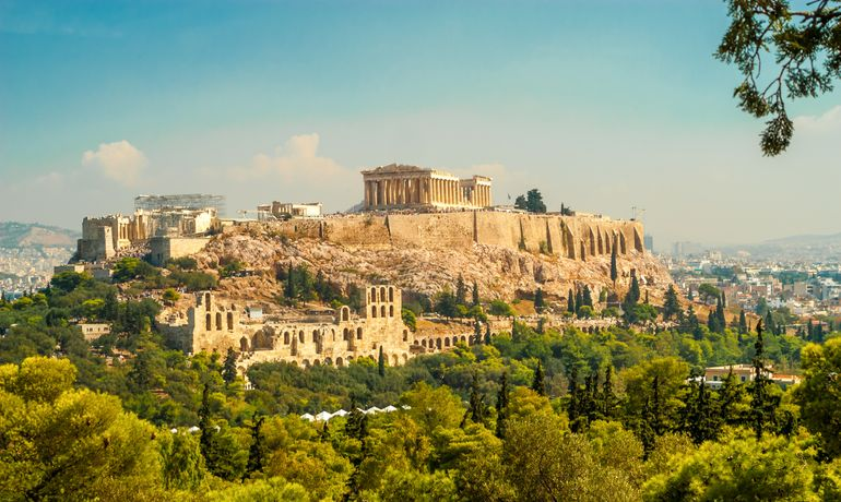 The Perfect Day In Athens, Greece