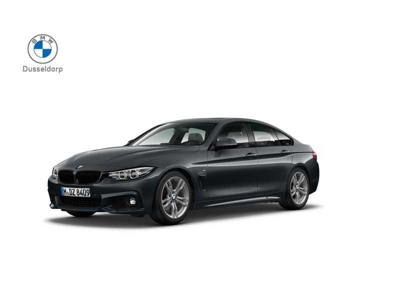 BMW 4 Serie Gran Coupé 418i M Sport Corporate Lease