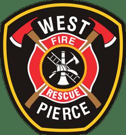 West Pierce Fire & Rescue logo