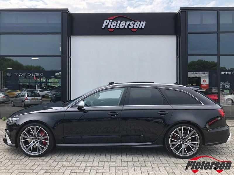 Audi RS6 Avant 4.0 TFSI Performance Facelift Carbon afbeelding 7