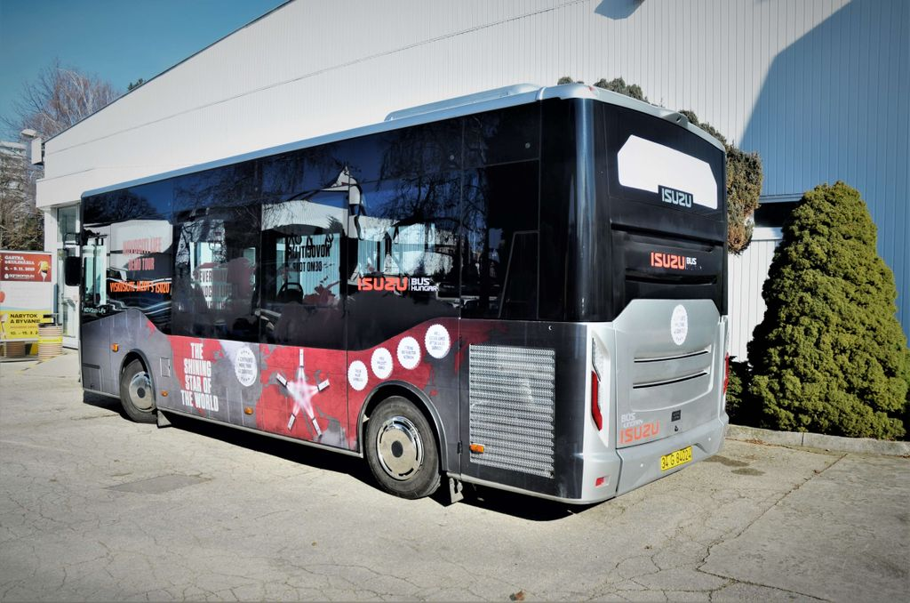 turancar bus show 2020 5