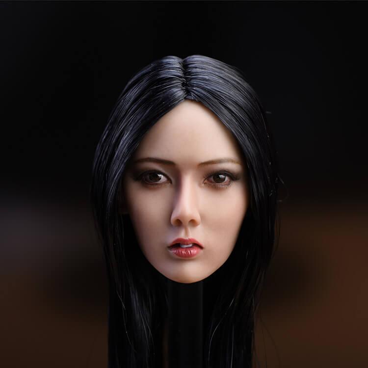 YM Toys Xiu 1/6 Scale Female Head Sculpt
