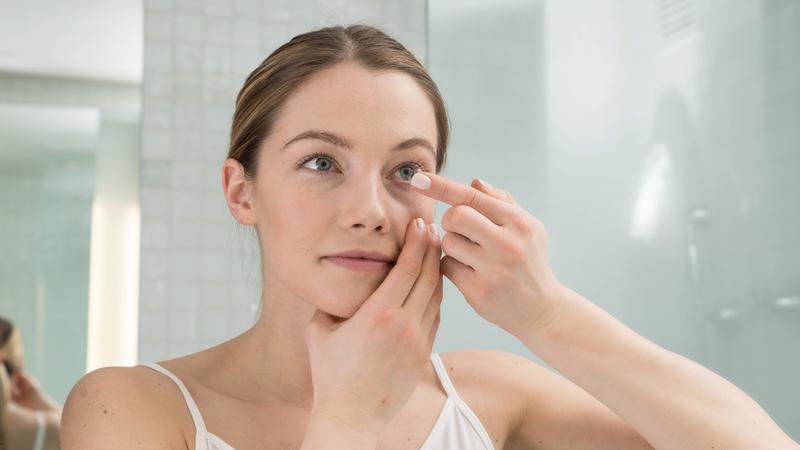 Contact Lens Prescriptions at Tille Eye Care