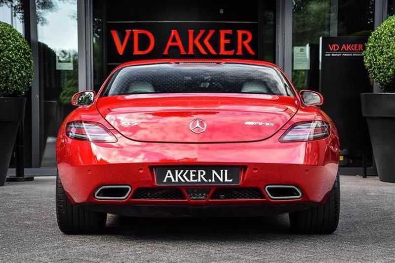Mercedes-Benz SLS SLS AMG EXCLUSIVE DESIGNO+CAMERA (571 PK) afbeelding 25