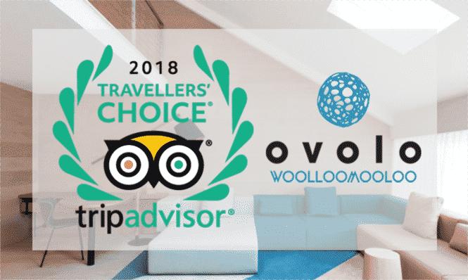 2018 Travellers Choice Awards – Ovolo Woolloomooloo Hotel