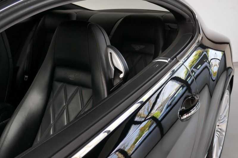 Bentley Continental GT 6.0 W12 GT Speed Mulliner afbeelding 6