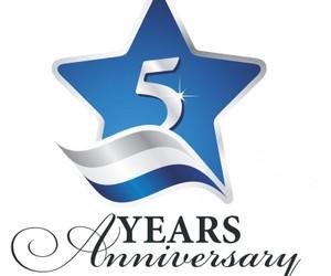 5 Year Anniversary