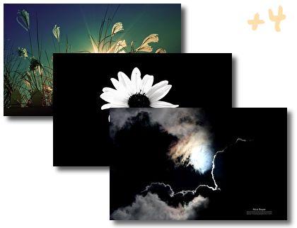Light And Dark theme pack