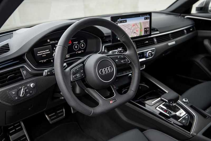 Audi A4 Avant 2.9 TFSI RS4 quattro   450PK   Style pakket Brons   Keramische remschijven   RS Dynamic   B&O   Sportdifferentieel   280 km/h Topsnelheid   afbeelding 24