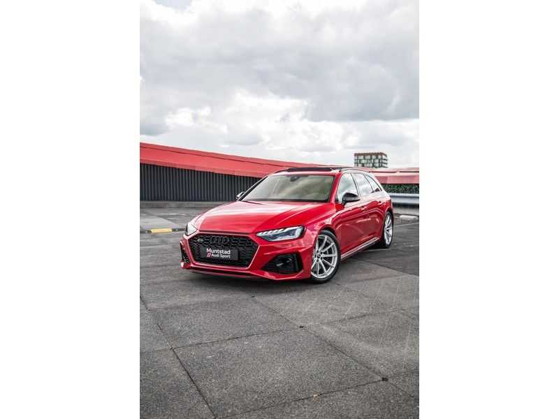 Audi RS4 Avant 2.9 TFSI quattro | 450PK | Sportonderstel Plus | Panoramadak | Inleg Carbon | B&O | Sportdifferentieel | Head-up afbeelding 15