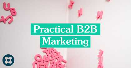 Practical B2B Marketing image