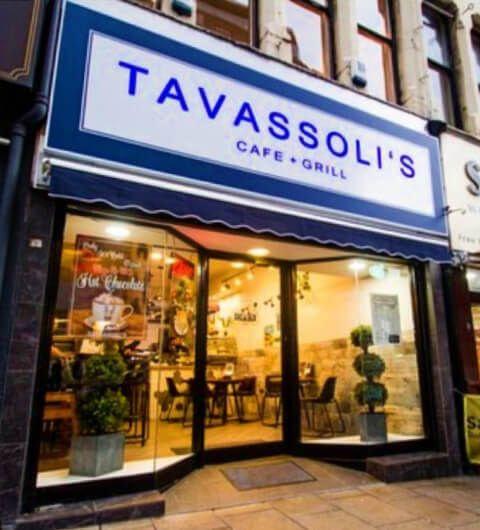 Tavassoli's Cafe & Grill