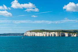 English Channel, near Poole, England, United Kingdom