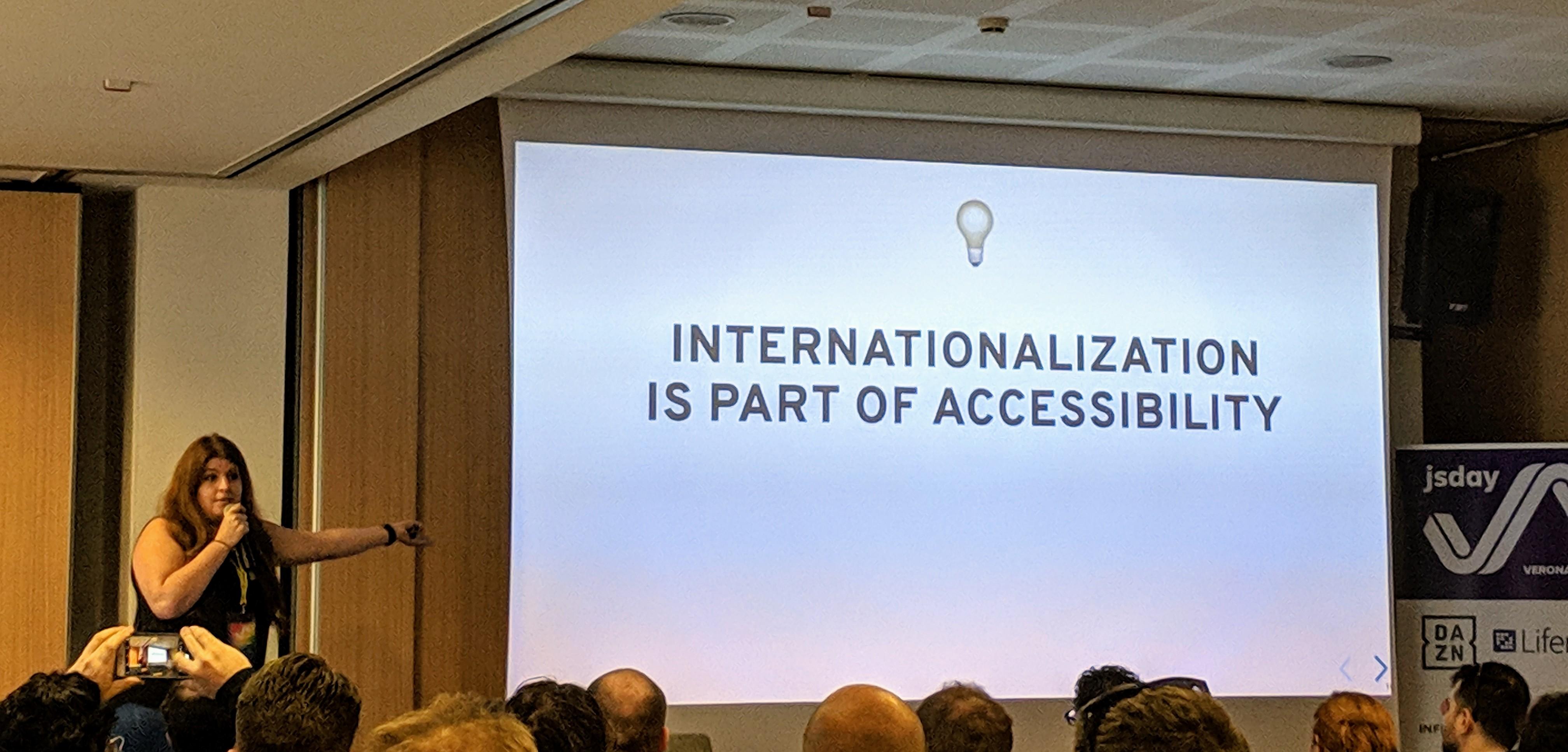 Eli Schutze talks about internationalisation