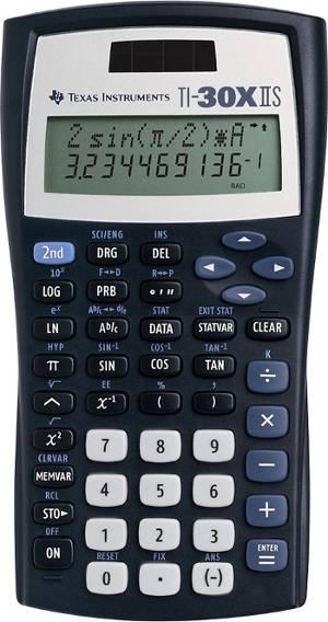 TI-30X IIS